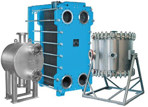 Теплообменное оборудование для чего нужно котлы комплектующие битермический теплообменник
